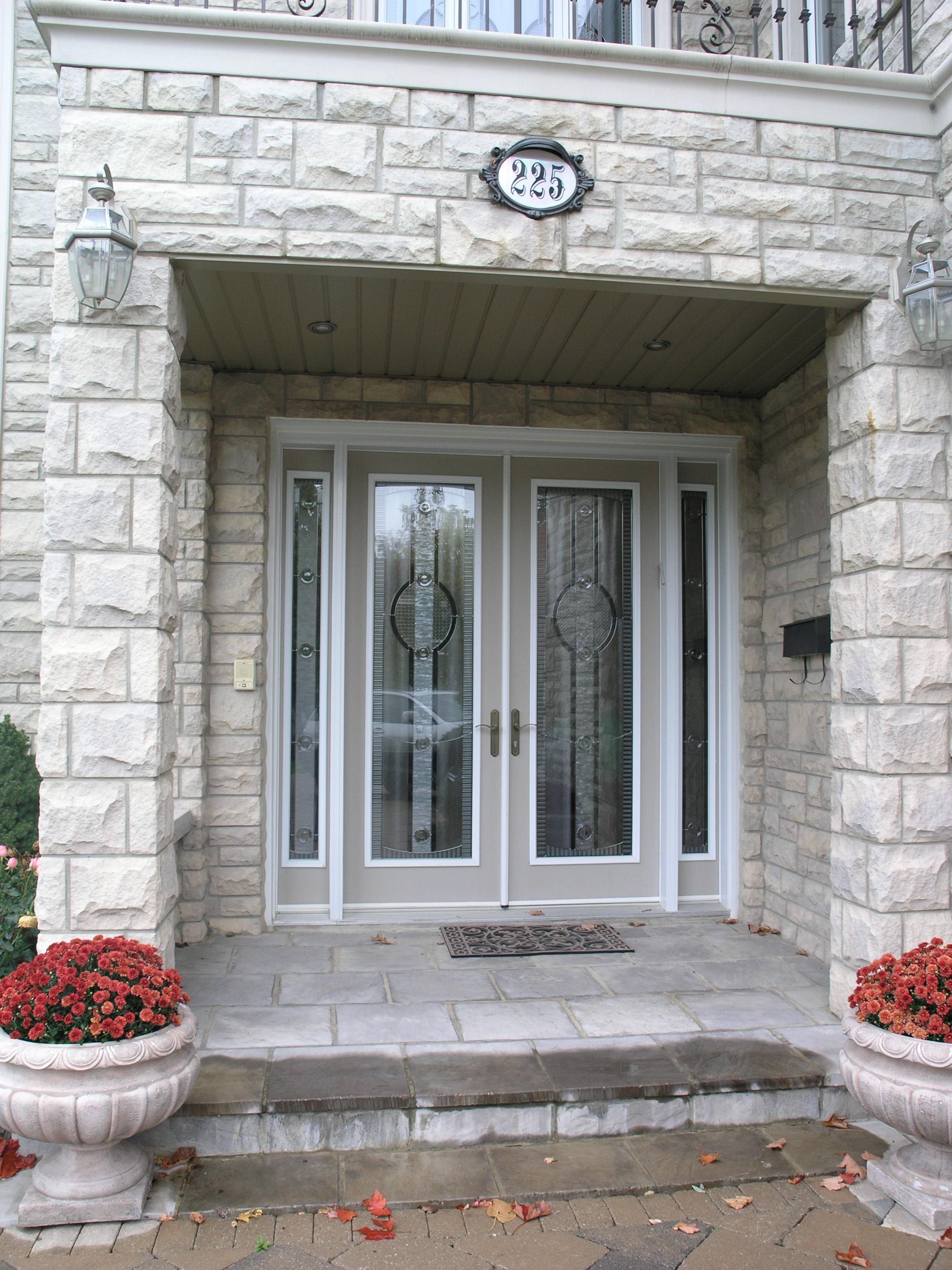 3264 #78413C 200 Series Insulated Steel Entrance Doors Fibertec Windows & Doors  picture/photo Steel Insulated Exterior Doors 40692448