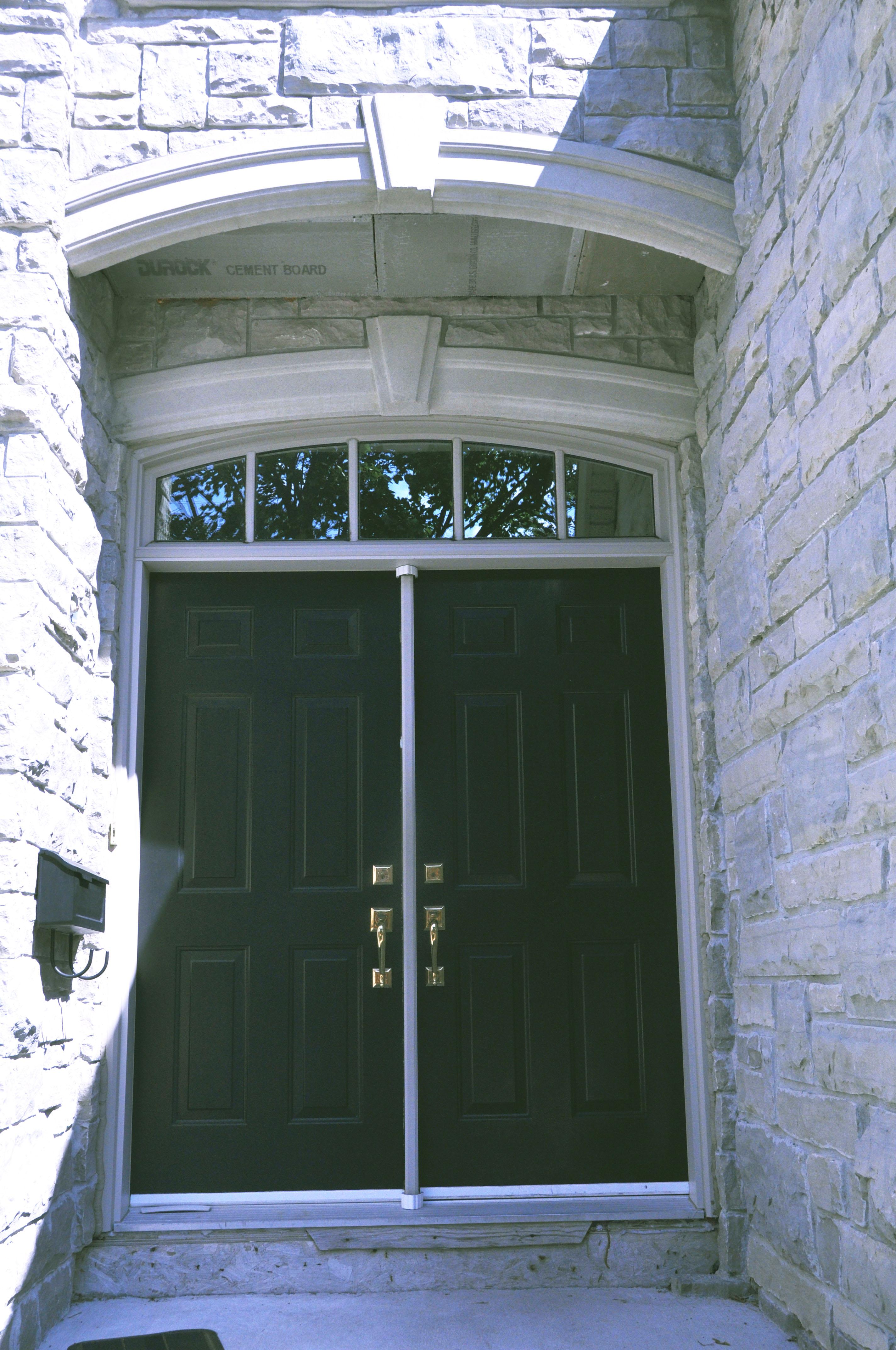4288 #485083 200 Series Insulated Steel Entrance Doors Fibertec Windows & Doors  picture/photo Steel Insulated Exterior Doors 40692848