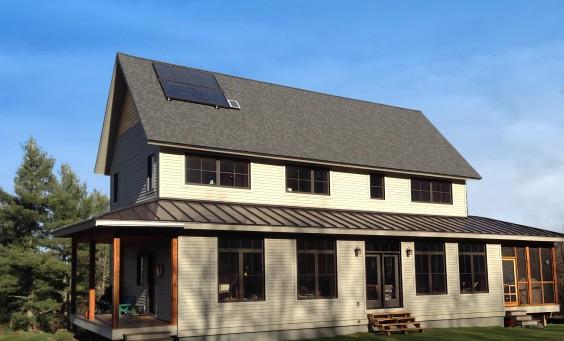 Windows for Passivhaus Construction