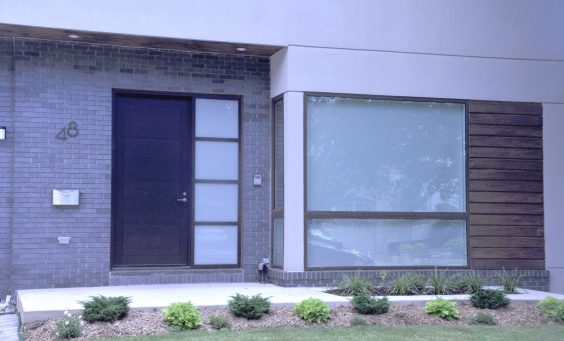 Fiberglass and Steel Doors