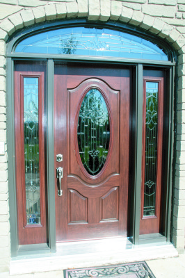 Sidelights And Transoms Fibertec Fiberglass Windows Doors Energy Efficient Fiberglass Windows