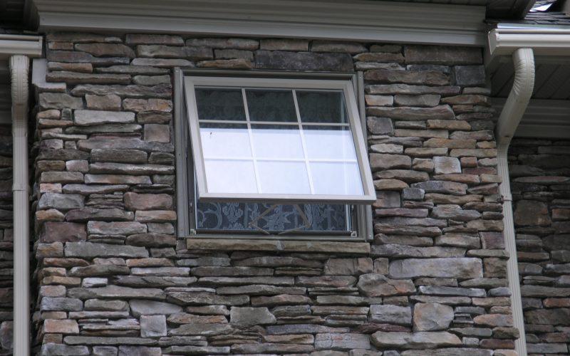 Fiberglass windows, triple glazed windows