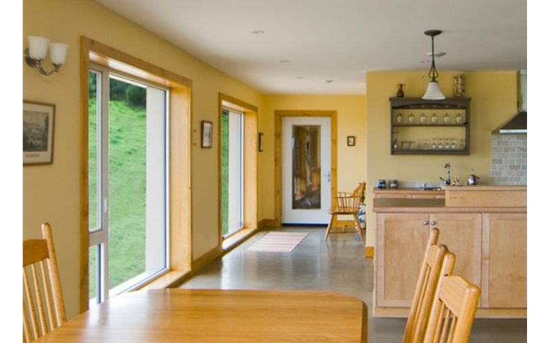 Energy Efficient Windows, Passive House