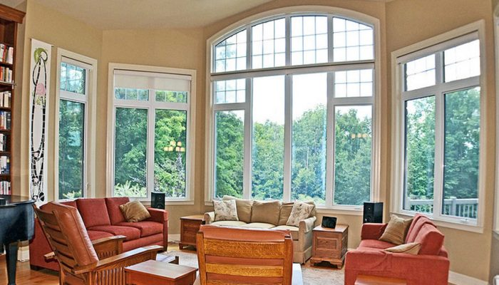 fiberglass windows energy efficient passive house triple glaze triple pane